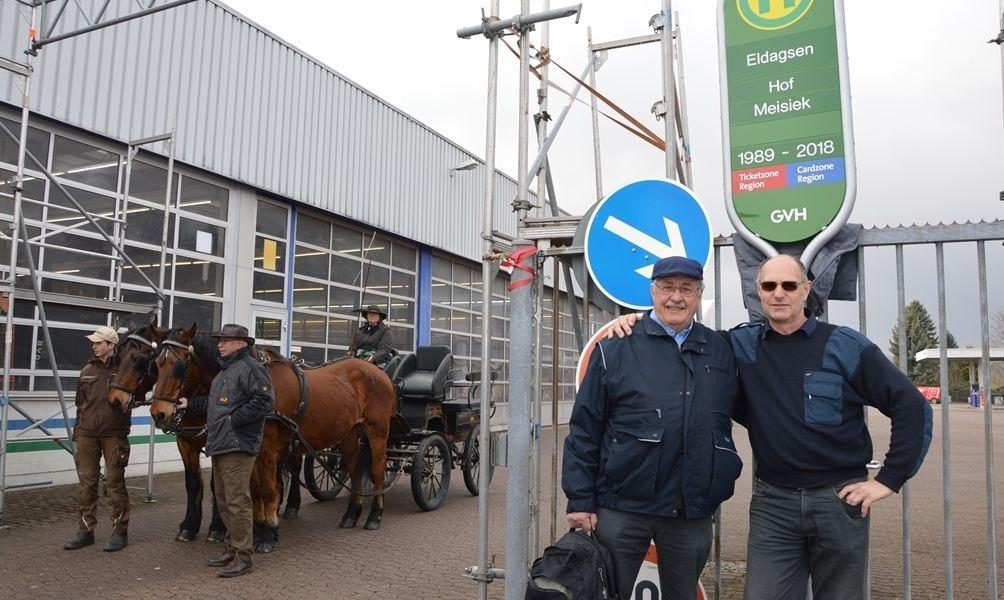 Alfred meisiek geht mit pferdest rken in den ruhestand for Uberraschung zum ruhestand