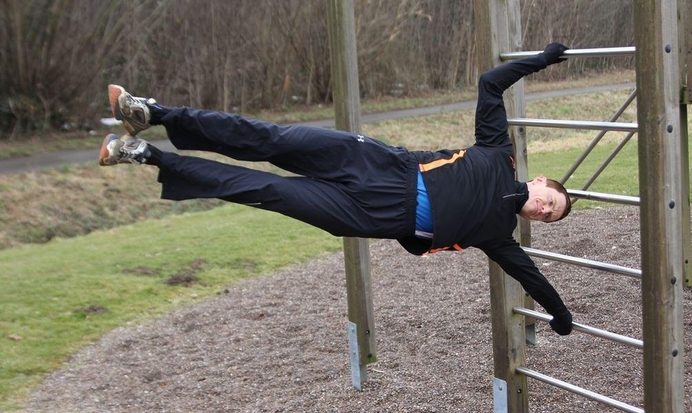 Klettergerüst Calisthenics : Calisthenics ein neuer trendsport für springe