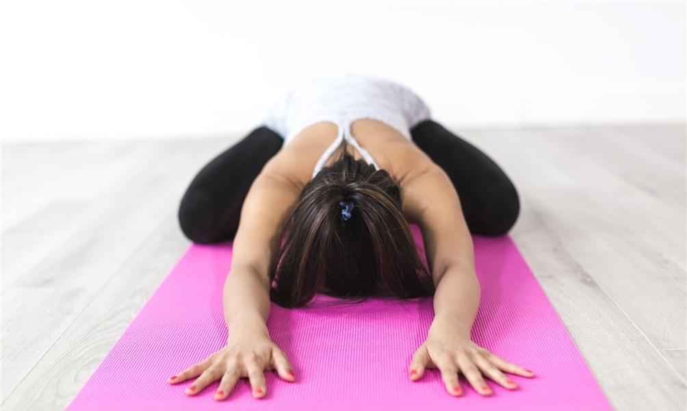Beim Yoga Zum Tier Werden