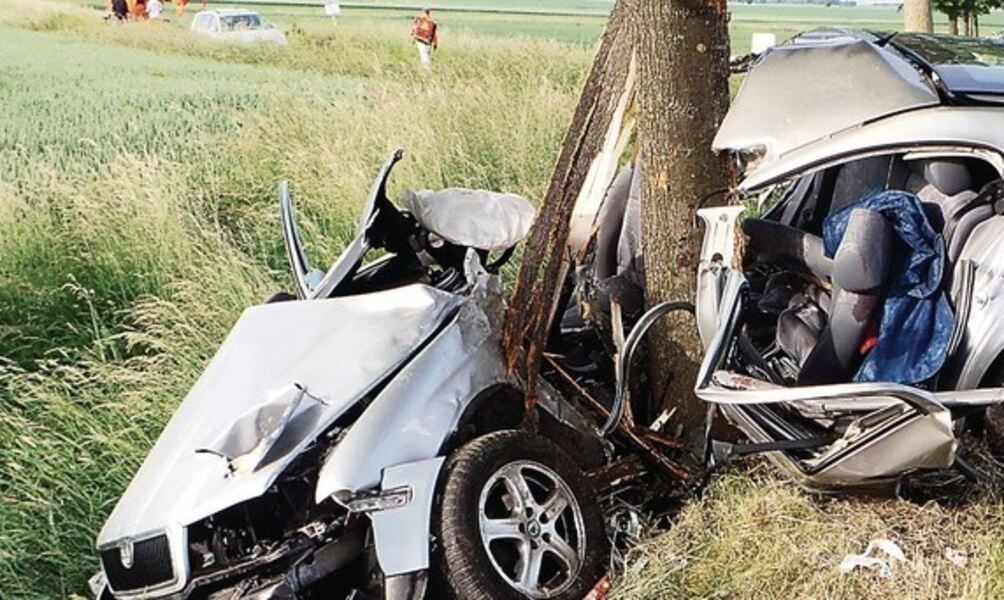 Tödlicher Unfall bei Lüdersen