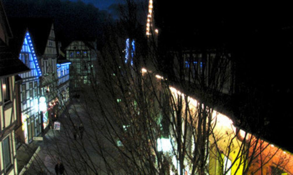 Weihnachtsbeleuchtung Glühlampen.Weihnachtsbeleuchtung Sorgt Für Zündstoff